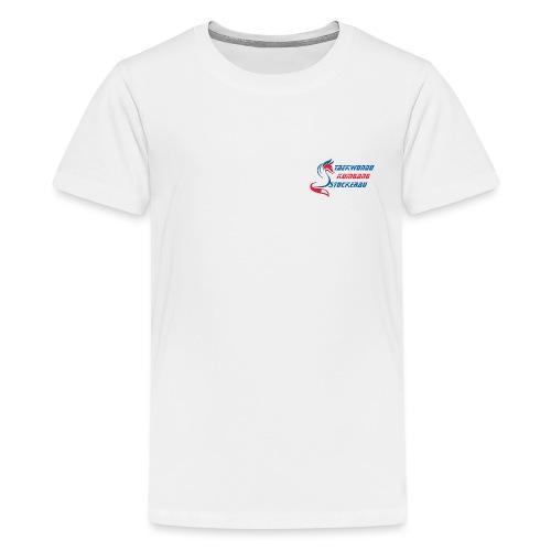 Taekwondo Kumgang Stockerau Füchse - Teenager Premium T-Shirt
