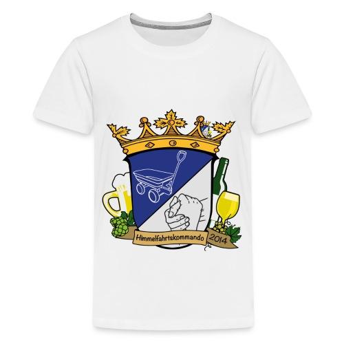 Wappen HimFahKom - Teenager Premium T-Shirt