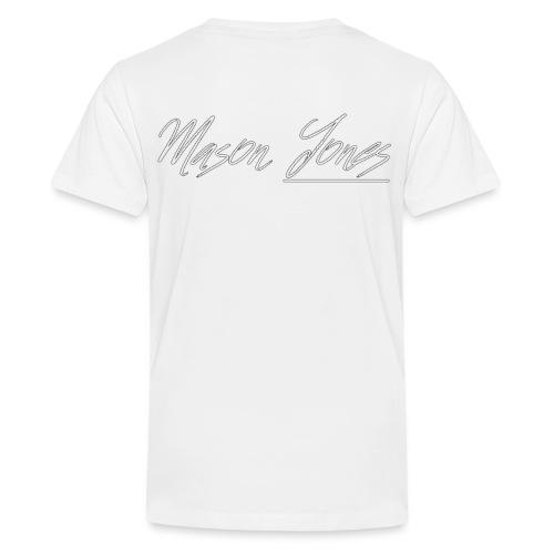 T-Shirt Logo - Teenage Premium T-Shirt