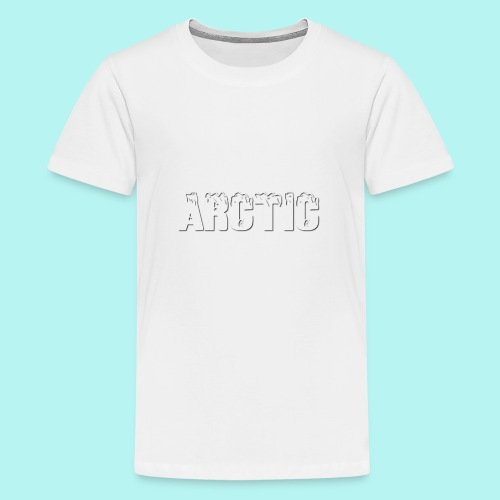 Arctic V.1 Official Merch - Teenage Premium T-Shirt