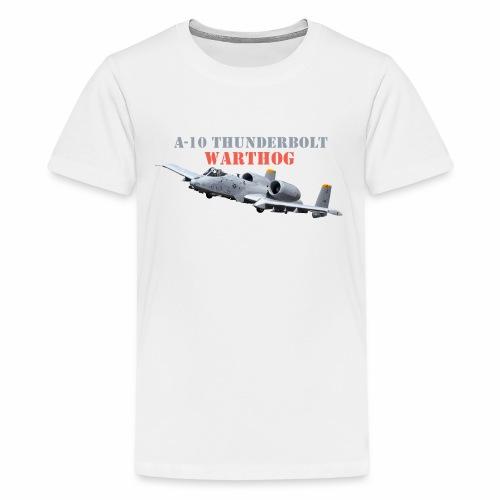 A-10 Thundertbolt - Teenager Premium T-Shirt