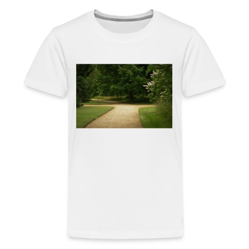 Cross Roads - Teenage Premium T-Shirt