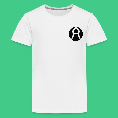 aers png - Teenage Premium T-Shirt