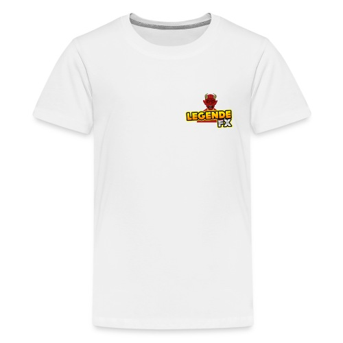 texte.png Sweat-shirts - T-shirt Premium Ado