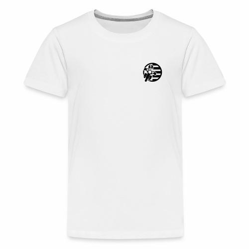 BZH Rider (sans fond) - T-shirt Premium Ado