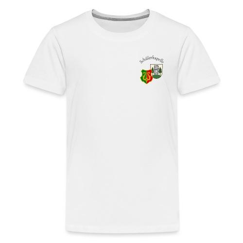 Schülerkapelle Logo - Teenager Premium T-Shirt