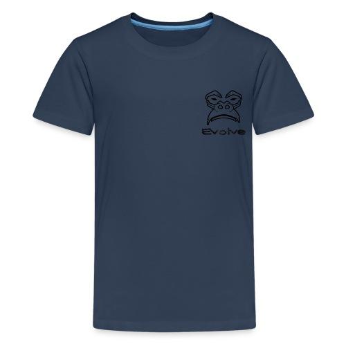 FinalLogo jpg - Teenage Premium T-Shirt