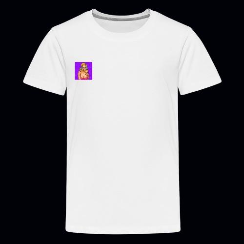 lolipopGirl - Teenager premium T-shirt