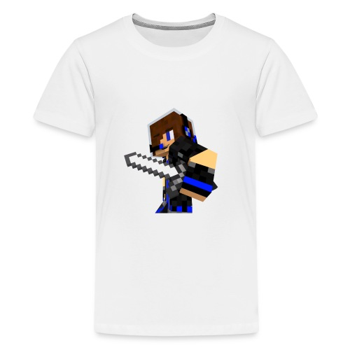 Render png - Teenage Premium T-Shirt