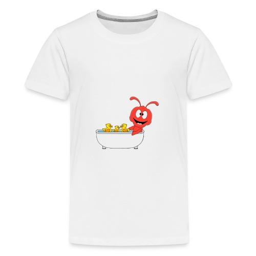 Lustige Ameise - Badewanne - Kind - Baby - Fun - Teenager Premium T-Shirt