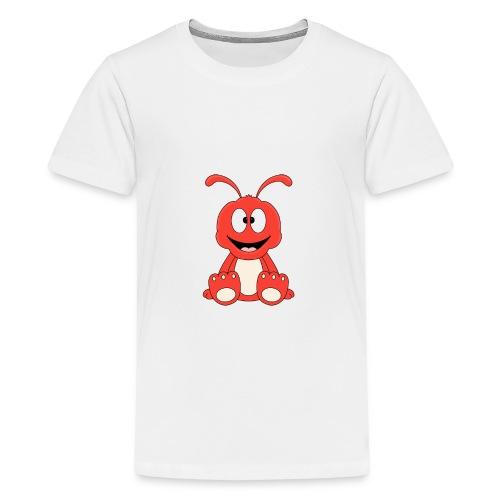 Lustige Ameise - Ant - Kind - Baby - Tier - Fun - Teenager Premium T-Shirt