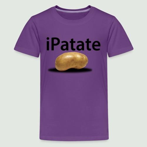 iPatate - T-shirt Premium Ado