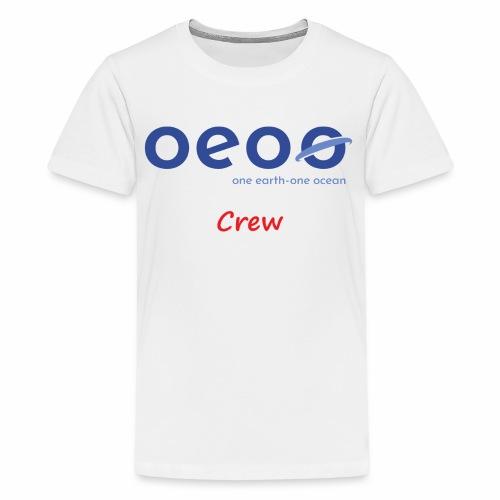 oeoo Crew - Teenager Premium T-Shirt