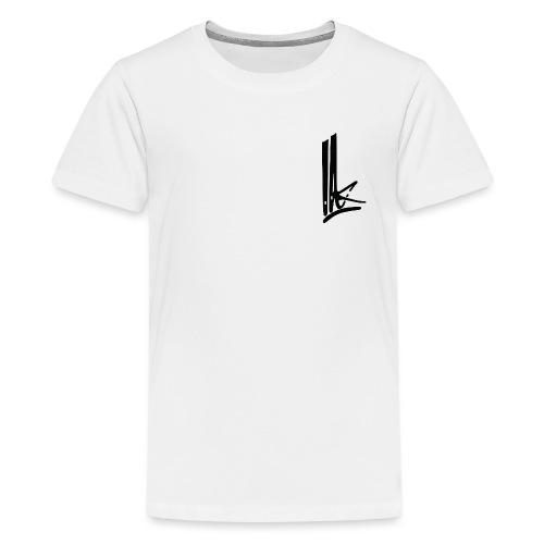 Knabenkantorei - schwarz - Teenager Premium T-Shirt