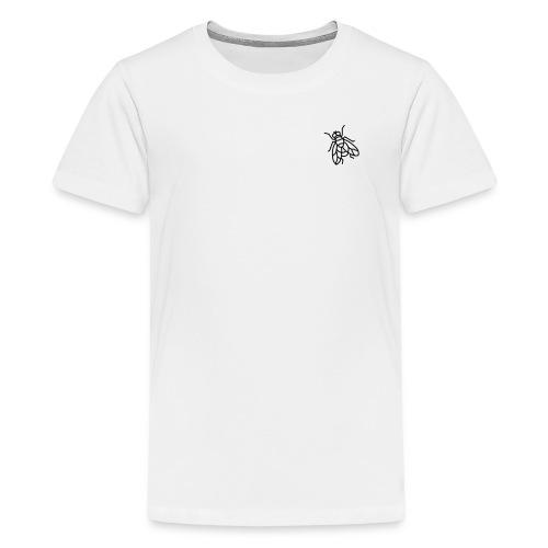 My shirt is fly - Premium-T-shirt tonåring