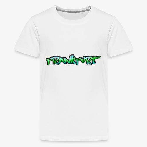 Gangster Frankfurt - Teenager Premium T-Shirt