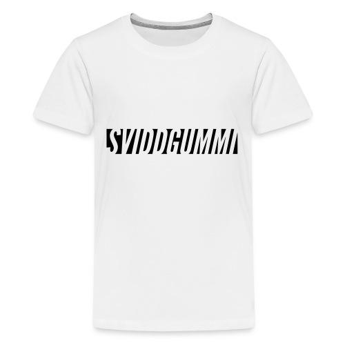Uten_navn-2 - Premium T-skjorte for tenåringer