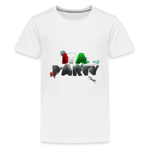 ItaParty - Maglietta Premium per ragazzi