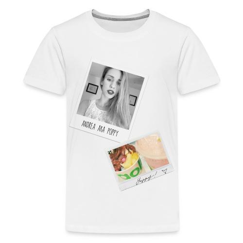 Polaroid Mug  Madrid dreams - Teenage Premium T-Shirt