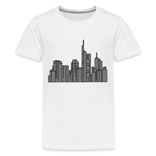 Città di Francoforte 2 - Maglietta Premium per ragazzi