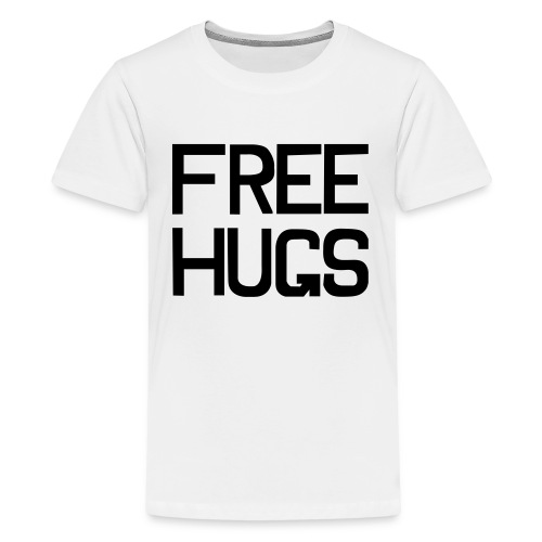 FREE HUGS - Teenager Premium T-shirt