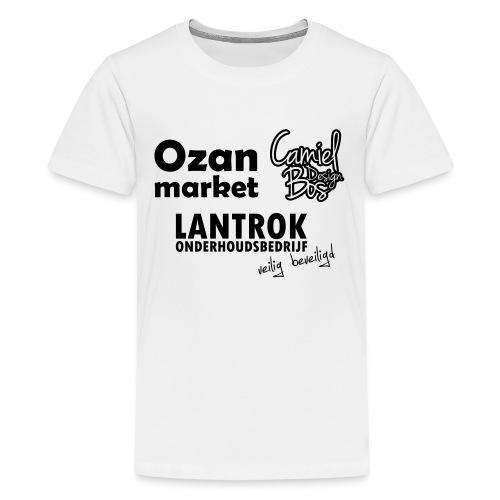 Ozan+Lantrok+CBD - Teenager Premium T-shirt
