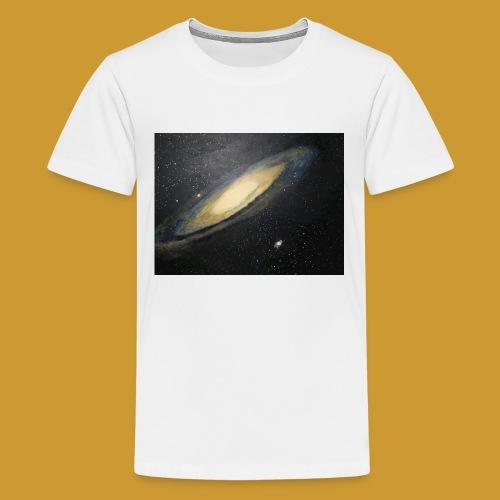 Andromeda - Mark Noble Art - Teenage Premium T-Shirt