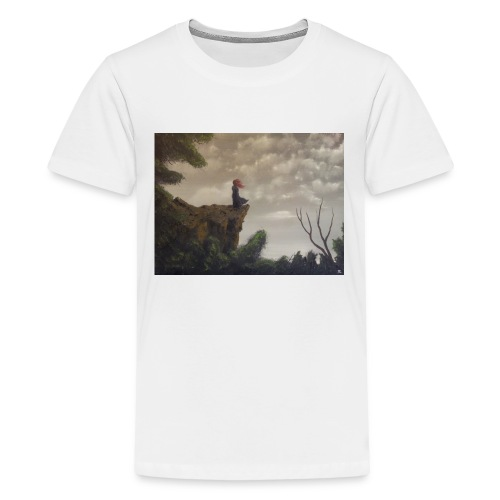 Nostalgie - Teenager Premium T-Shirt