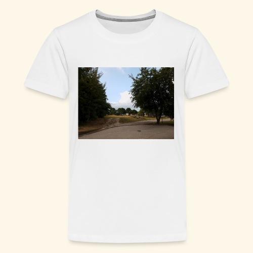 Landschaftsaufnahme - Teenager Premium T-Shirt