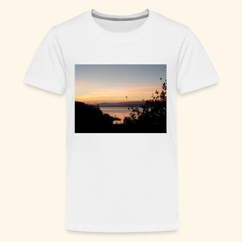 Murtensee - Teenager Premium T-Shirt