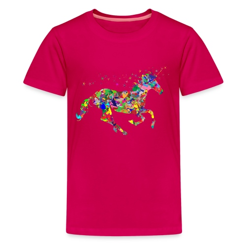 Einhorn - Teenager Premium T-Shirt