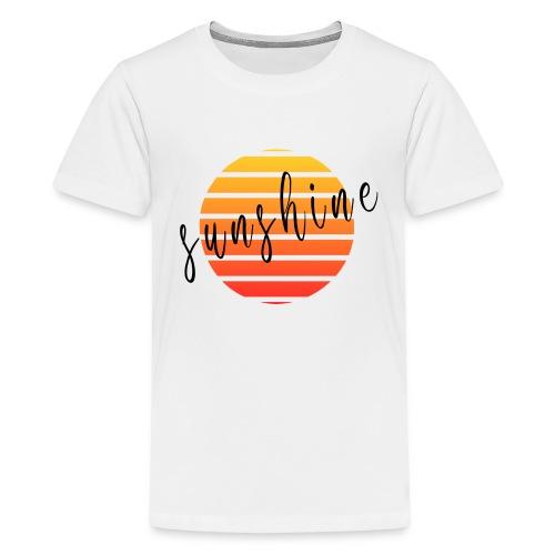 Sunshine - T-shirt Premium Ado