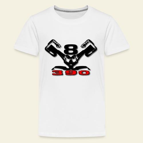 390 v8 - Teenager premium T-shirt