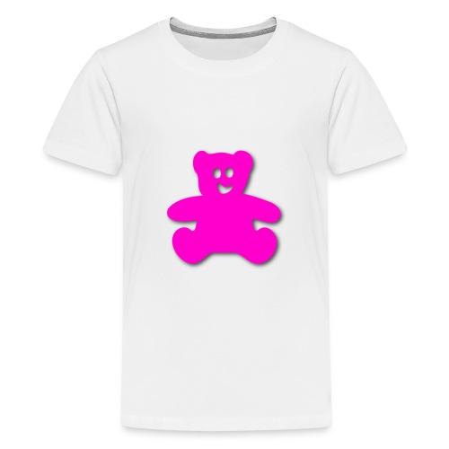 teddy bär - Teenager Premium T-Shirt
