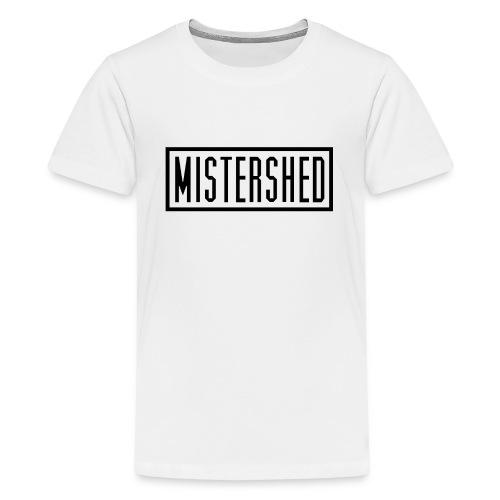 logo transparent background - Teenage Premium T-Shirt