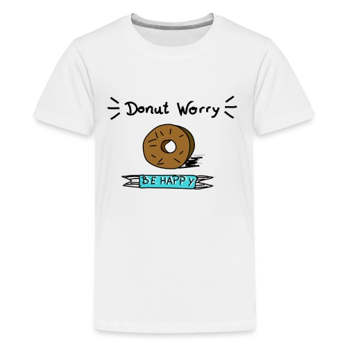 Donut - Love - Teenager Premium T-Shirt