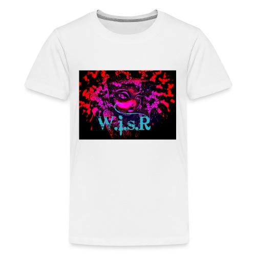 WisR Naisten T- Paita - Teinien premium t-paita