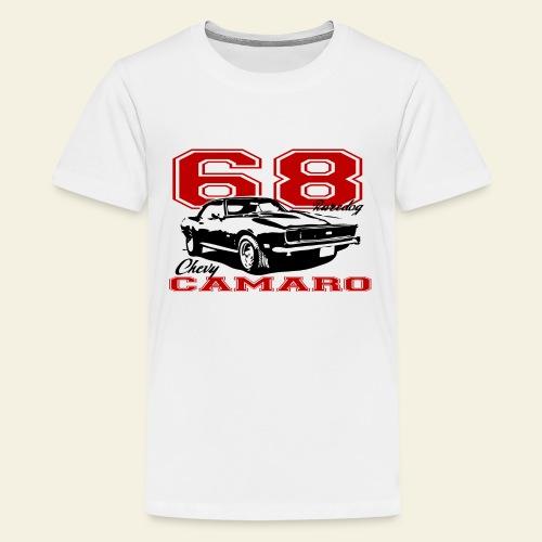 68 camaro sixty eight - Teenager premium T-shirt