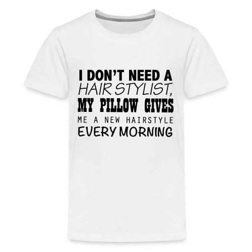 hairstylist - Teenager Premium T-shirt