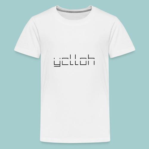 Design png - Teenager Premium T-Shirt