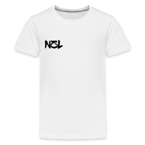 nzllogo - Teenage Premium T-Shirt