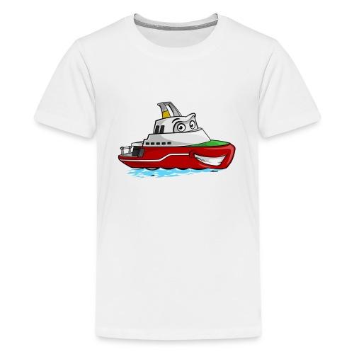 Boaty McBoatface - Teenage Premium T-Shirt