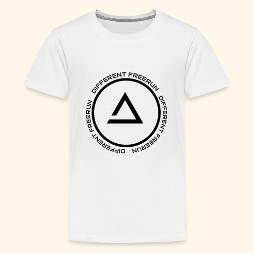 logo different groot png - Teenager Premium T-shirt