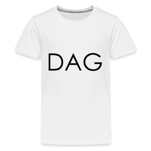 Die Abendgesellschaft - Teenager Premium T-Shirt