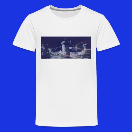 Bramley Moore Dock - Teenage Premium T-Shirt