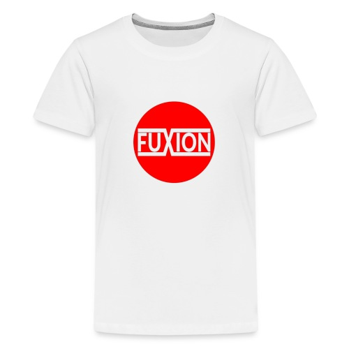 logo circulaire 2 1 - T-shirt Premium Ado