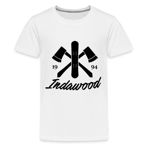 Indawood halux hans - Teenager Premium T-shirt