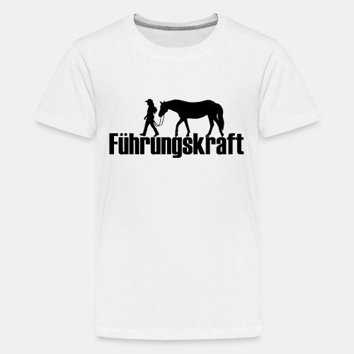 Führungskraft - Teenager Premium T-Shirt