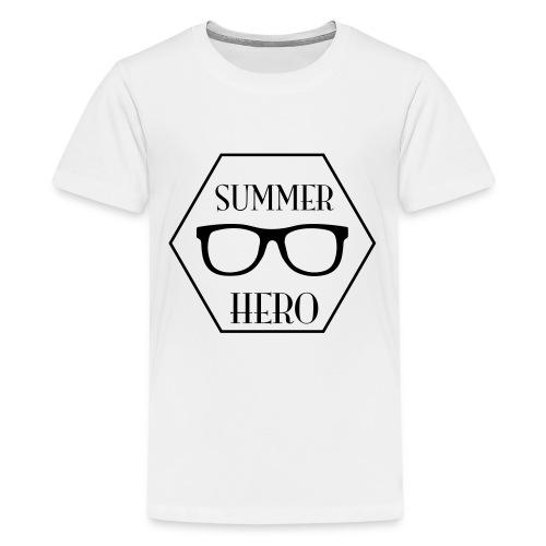 summer hero - Teenager Premium T-shirt