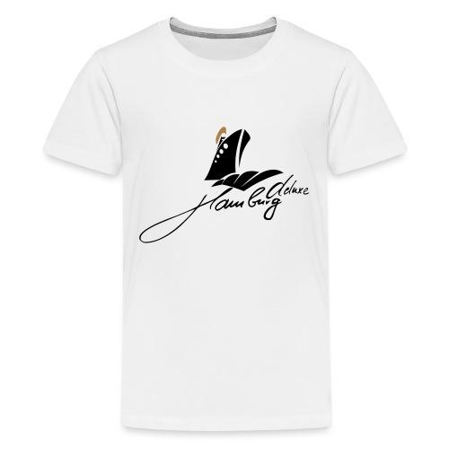 Hamburg-Deluxe - Teenager Premium T-Shirt
